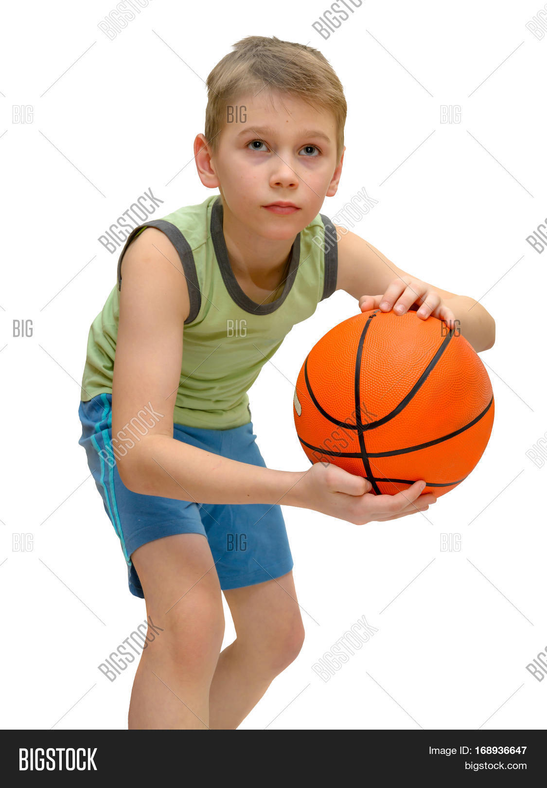 Little Boy 9 Years Old Image Amp Photo Free Trial