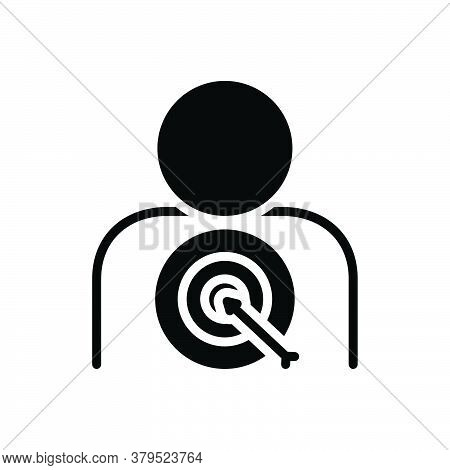 Black Solid Icon Vector & Photo (Free Trial) | Bigstock