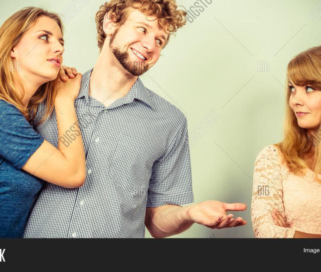 Tricky Man Cheating Women