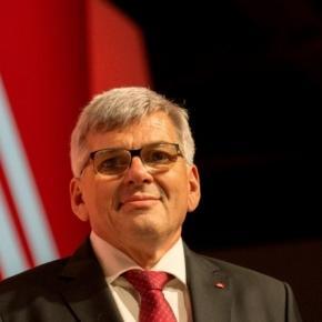 IGM Chef Jörg Hofmann zu fremdenfeinlicher Hetze