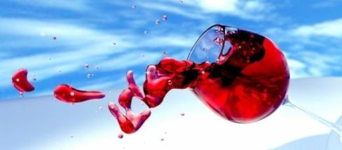 Copa de vino tinto. Fuente: pixabay.com