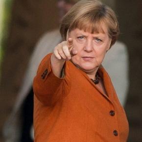 Angela Merkel está lutando por um país justo.