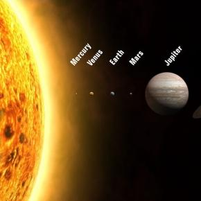 New planet in the solar system? It's not Pluto!