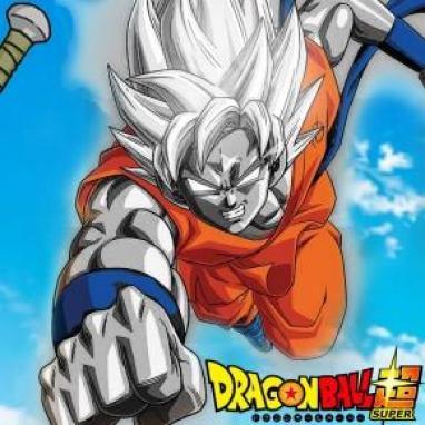 Trunsk del Futuro y el nuevo personaje de Akira Toriyama Goku black para Dragon Ball Super.