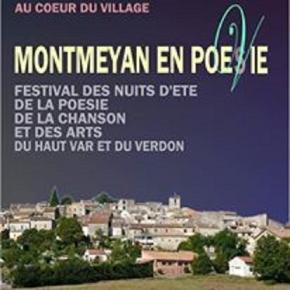 Montmeyan en Poévie, Festival des nuits d'été
