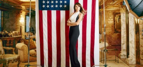 Melania Trump spiffs up White House living quarters for ...