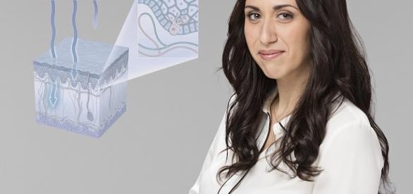 """Domenica Farci, una delle sei vincitrici italiane della quindicesima edizione del premio """"For Women In Science 2017"""""""
