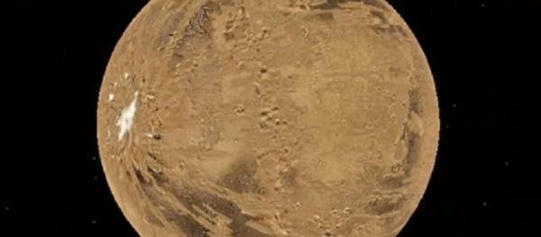 Nars: NASA recent finds to suggest Red Planet was once ...
