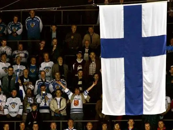 Finland spends around 30 percent less per student than the United States.