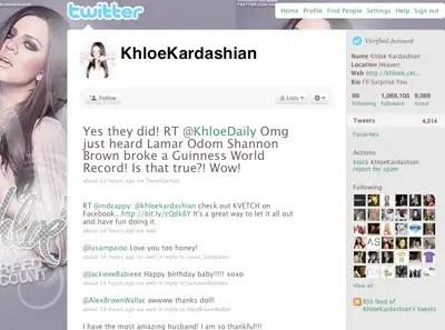 Tweet 800,000 sponsored messages on MyLikes