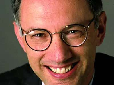 Michael Moritz, Chairman of Sequoia Capital