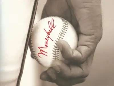 """Then came baseball classic """"Moneyball"""" in 2003."""