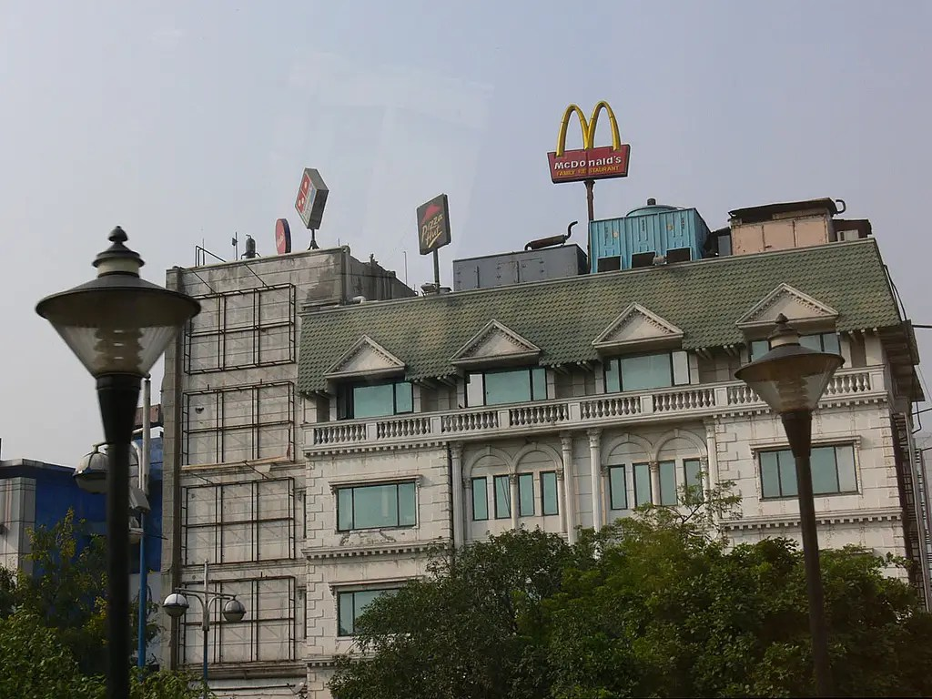 McDonald's' iconic golden arches are recognized by more people than the cross