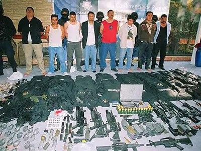Inside The U.S. Network Of Mexico's Most Powerful Drug ...