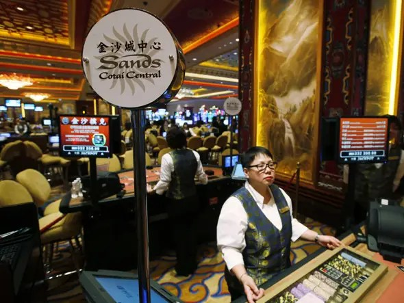 The Sands Macau is where Adelson made his billions.