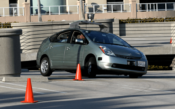 Google's driverless car is on the way