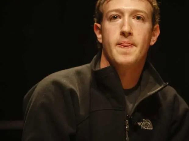Mark Zuckerberg, founder and CEO, Facebook