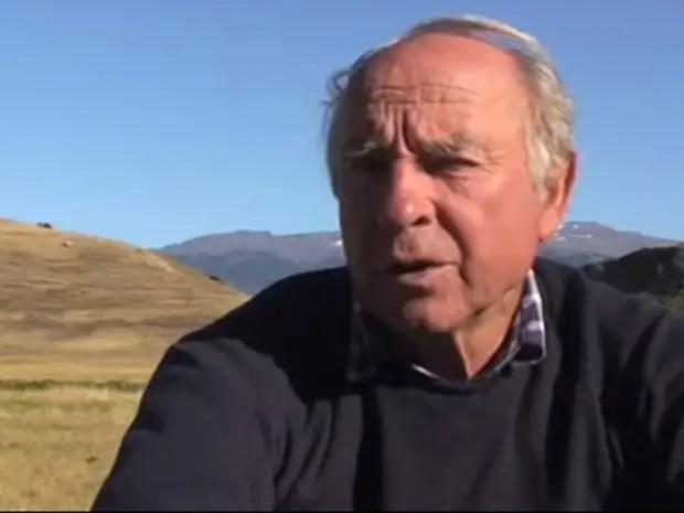 Yvon Chouinard, founder, Patagonia