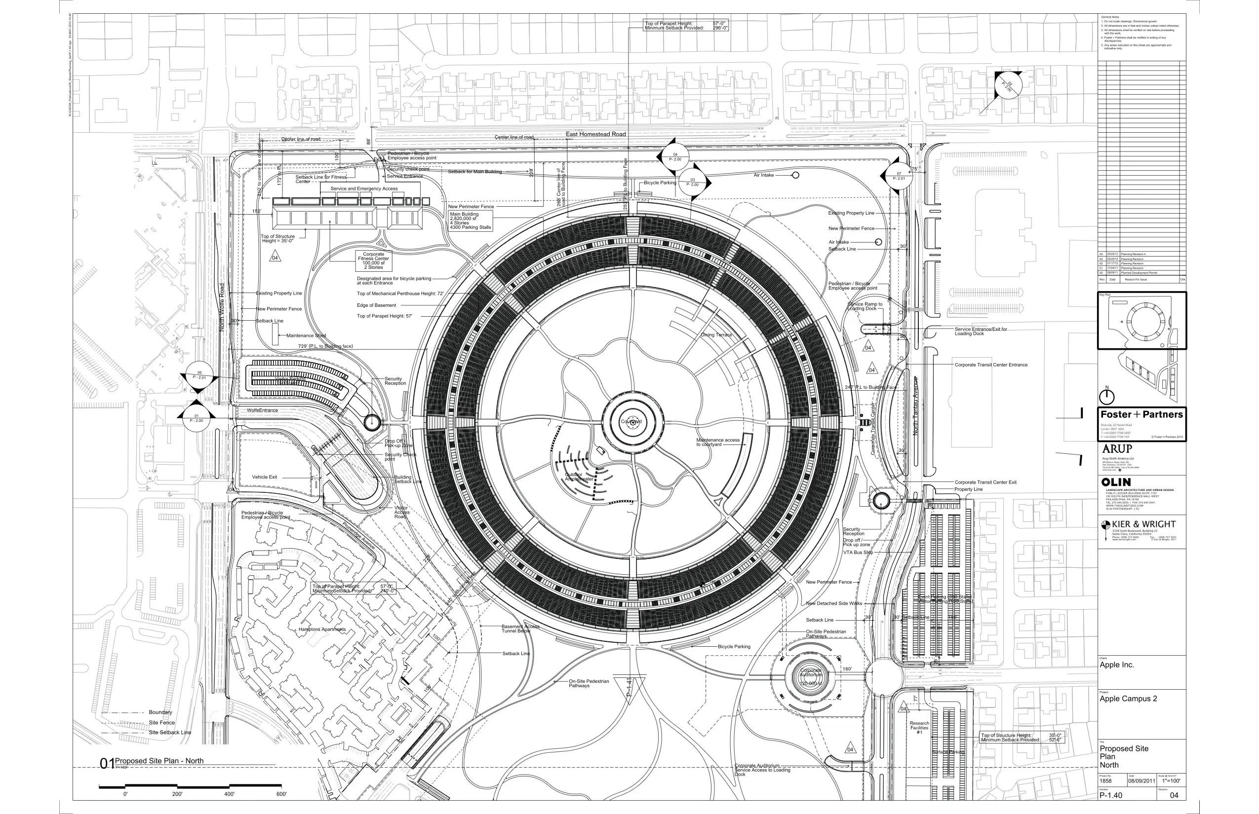 Brand New Pictures Of Apple S Amazing Spaceship Campus