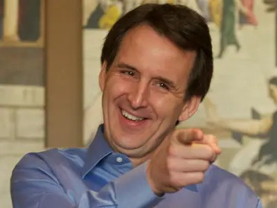 Tim Pawlenty, Former Minnesota Governor (20.5 percent)