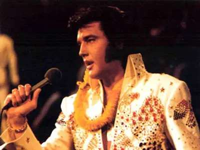 Elvis Presley got fired after his first performance.
