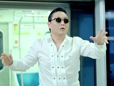 psy gangnam korean pop