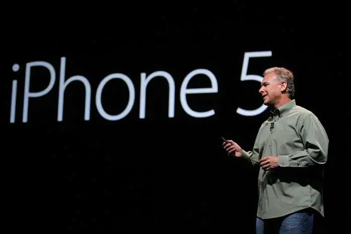 What else is expected around the time of the iPhone 5S?