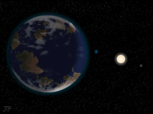 SuperEarth Planet Could Support Life Business Insider