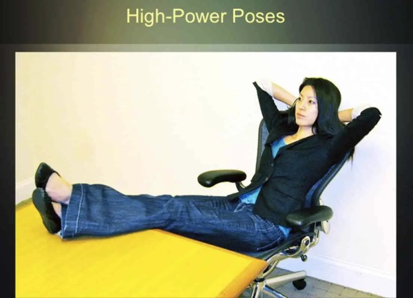 This Simple 'Power Pose' Can Change Your Life And Career ...