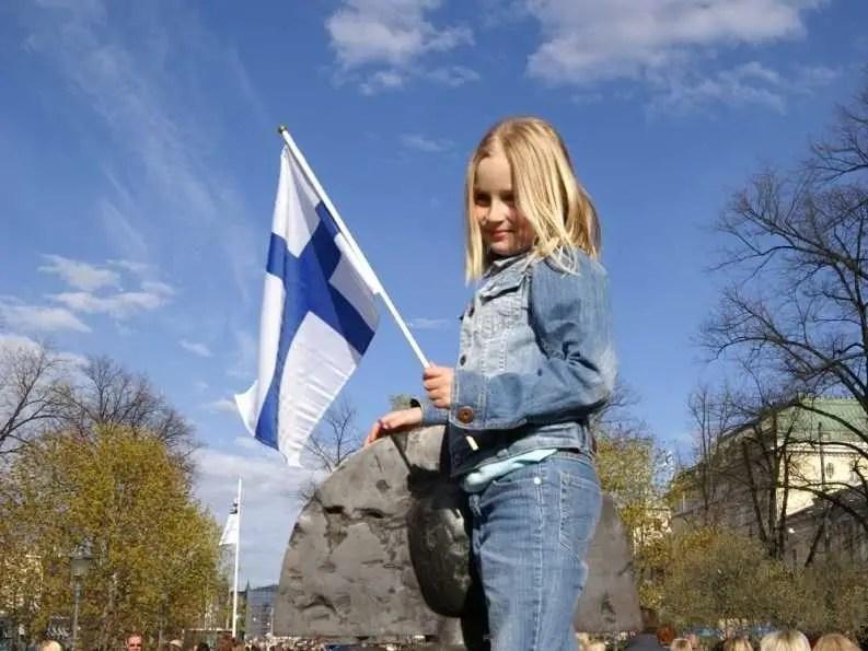 #12 Finland
