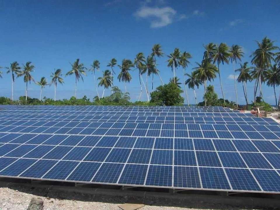 Europe gets solar power from the Sahara desert