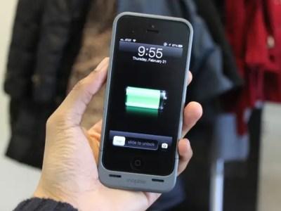 mophie juicepack helium for iPhone 5