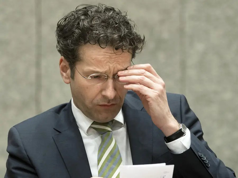 Instead Of Doing His Job, Jeroen Dijsselbloem Has Given Us A Glimpse Of The Euro 'End Game'