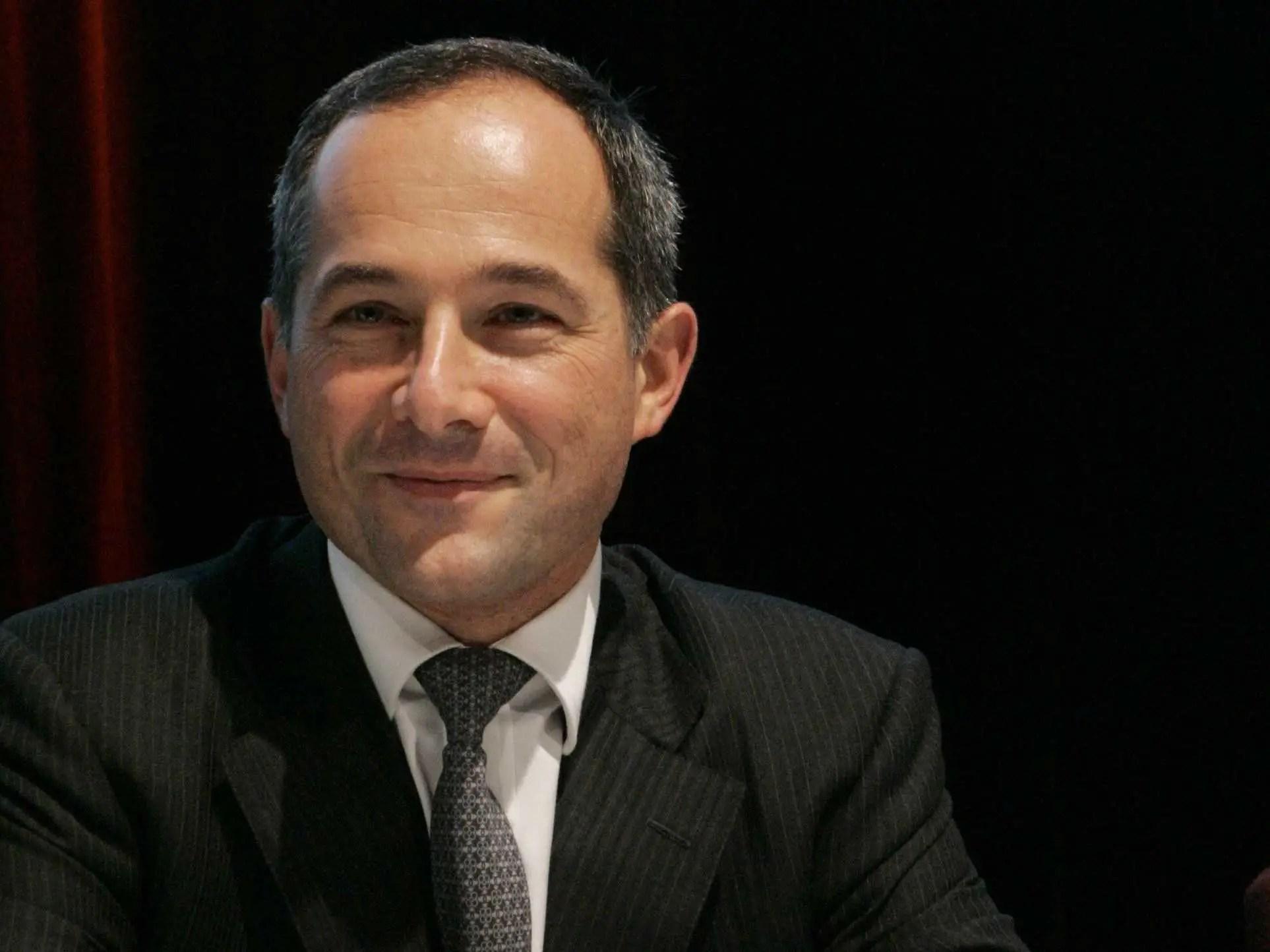 #4 Frederic Oudéa