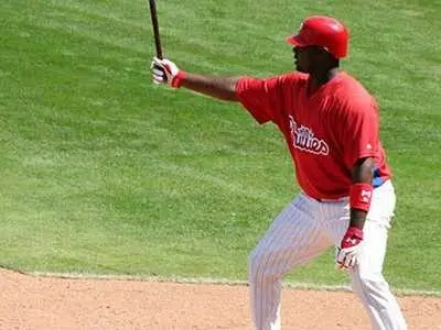 #14t Ryan Howard, Philadelphia Phillies