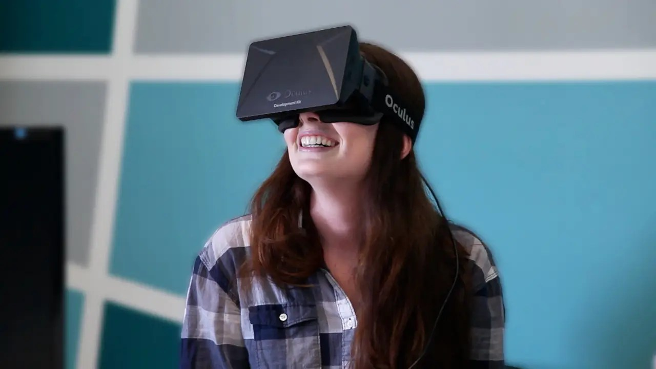 Oculus Rift takes you to other worlds