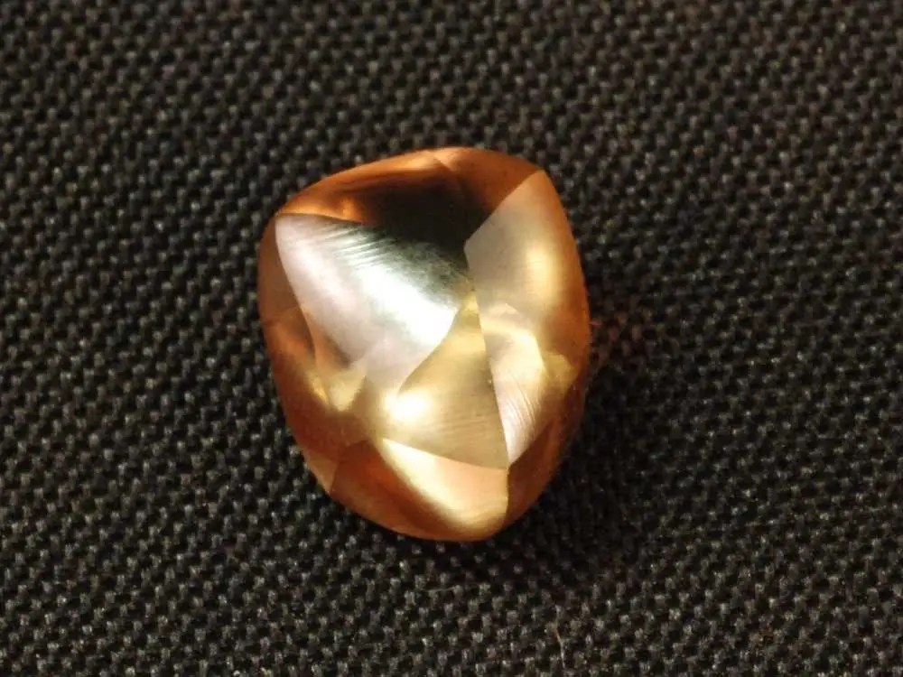 Patriot Diamond Found in Arkansas