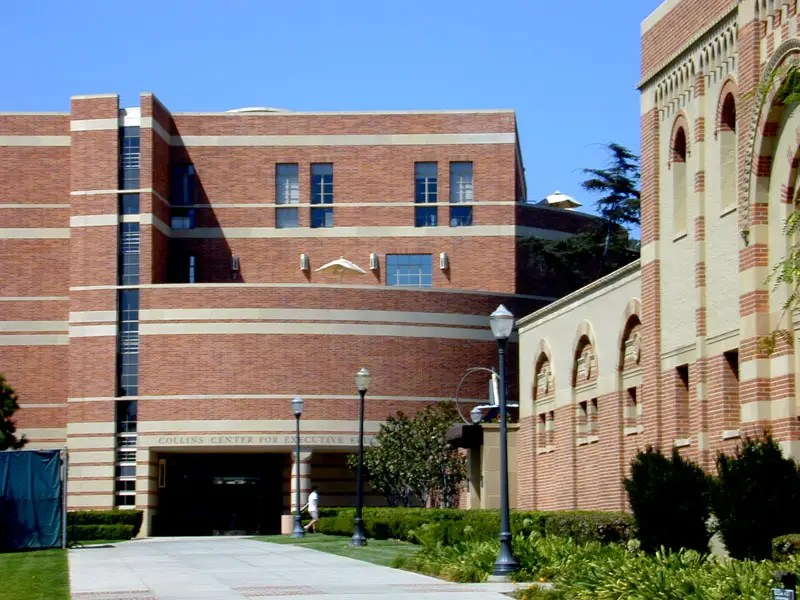 #28 University of California – Los Angeles (Anderson)