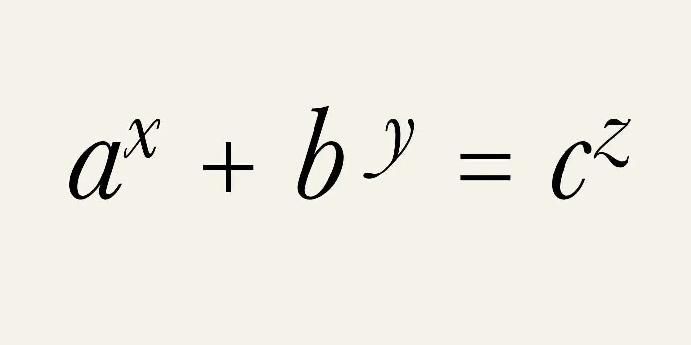 hardest math equation ever