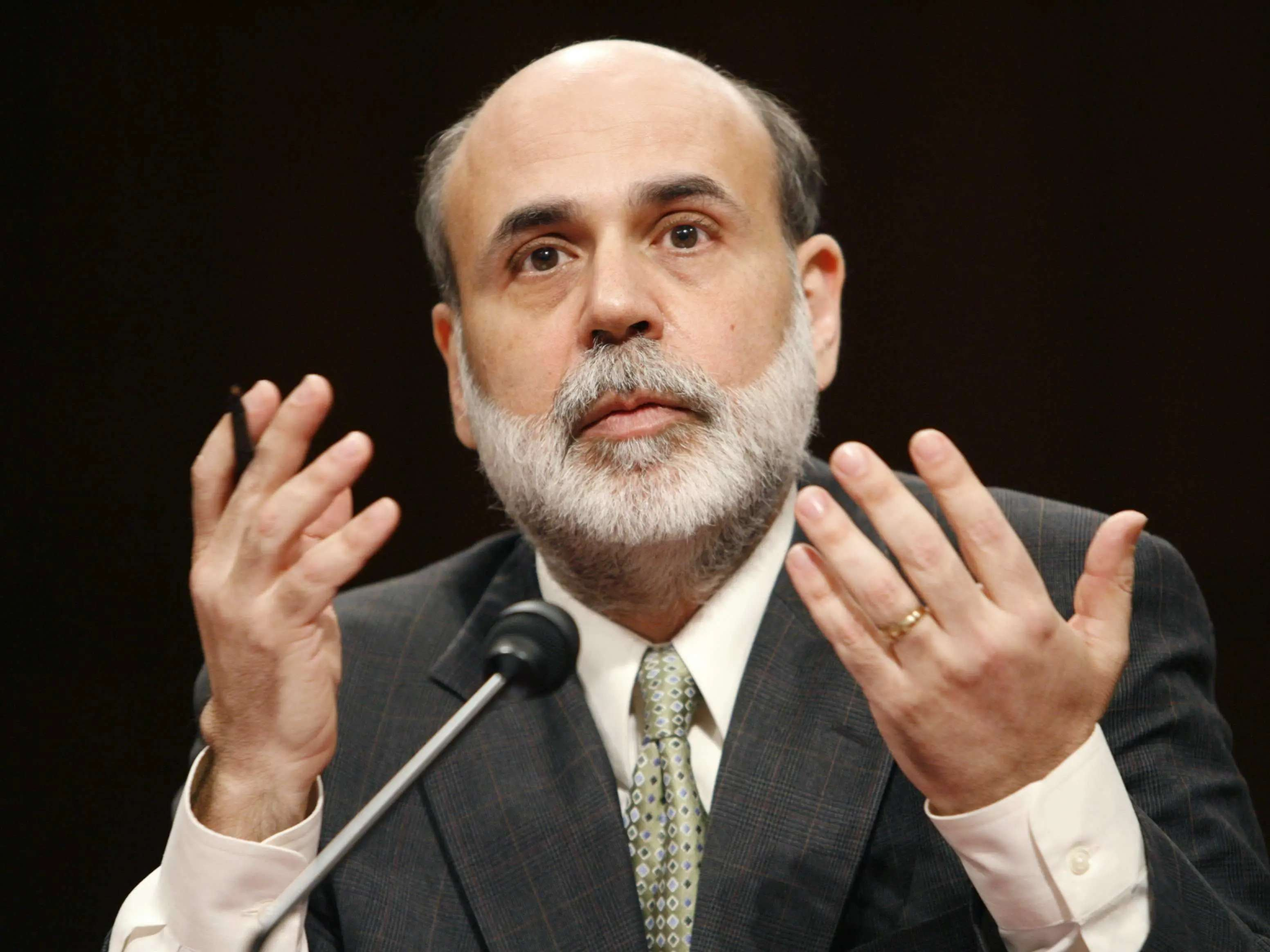 SEP 17, 2008: The Fed rescues insurance giant AIG from bankruptcy for $85 billion.