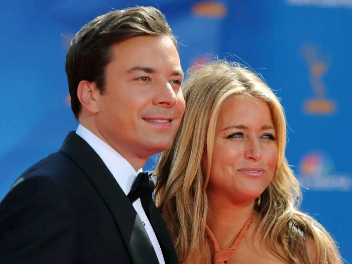 Jimmy Fallon wife Nancy Juvonen