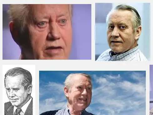 Businessman Chuck Feeney