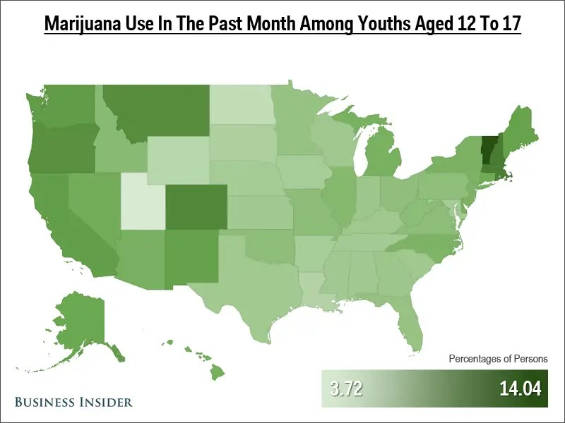 03_Pot Use Past Month Youths