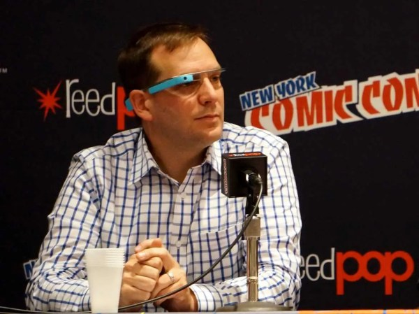 An MIT Project Innovator Wore Google Glass On A New York ...