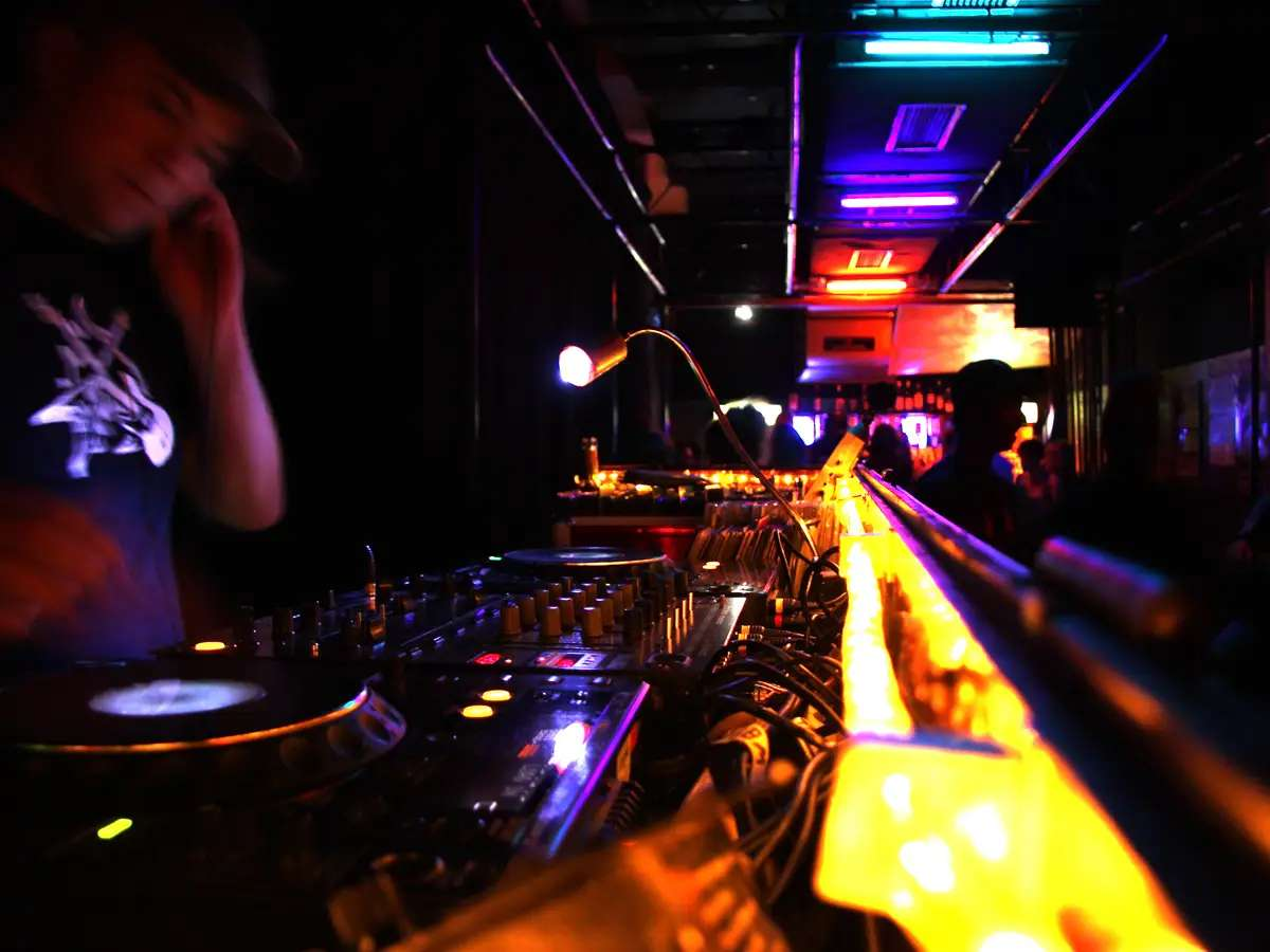 Party in the edgy underground clubs of Berlin, Germany.