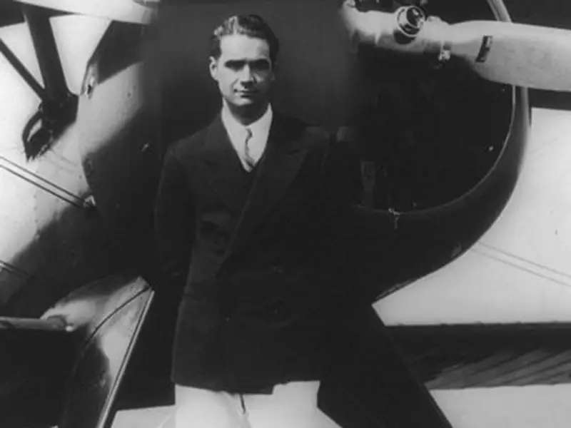 Business magnate Howard Hughes had his employees wrap his spoons with tissue paper and cellophane tape.