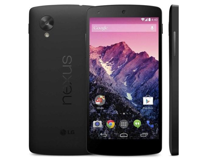 #4 Google Nexus 5