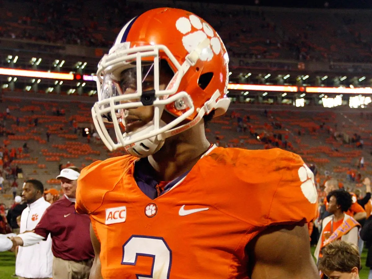 16. Vic Beasley, defense end (Clemson)