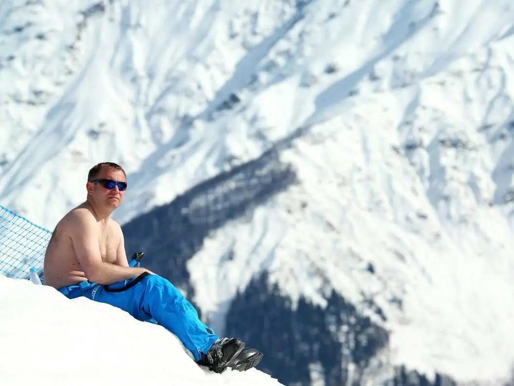 Sochi Warm Weather Photo
