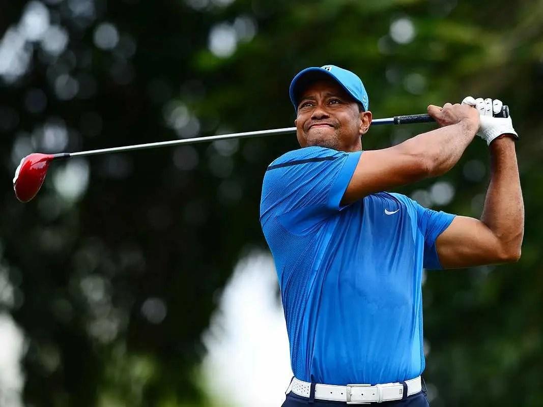 #46 Tiger Woods